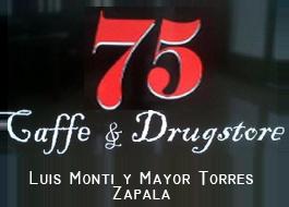 75 CAFE & DRUGSTORE